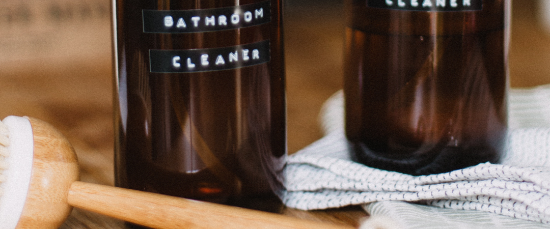 DIY Eco-friendly Cleaning Products
