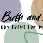 Bumps, Birth and Beyond - An afternoon event for mums-to-be